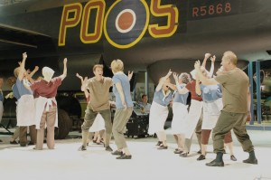Counterpoint Dance at RAF museum